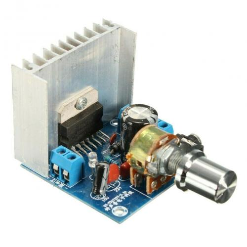 12V TDA7297 2x15W Audio Amplifier - Arcade Accessory - Mame